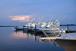 Sport Fishing Nicaragua at Marina Puesta del Sol